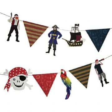 Meri Meri Pirate Party Bunting